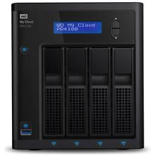 Western Digital My Cloud Pro PR4100 4-Bay 24TB Network Attached Storage NAS Server